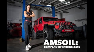AMSOIL: Company of Enthusiasts