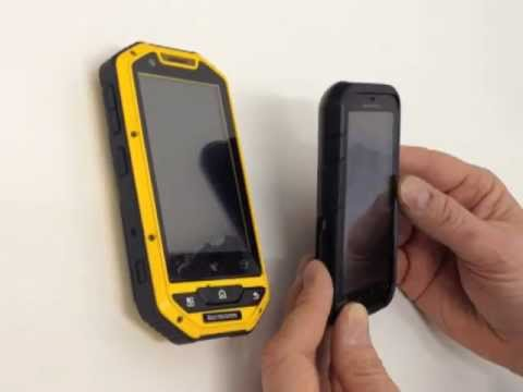 Jcb Android Phone Vs New Durrocomm Oberon Rugged