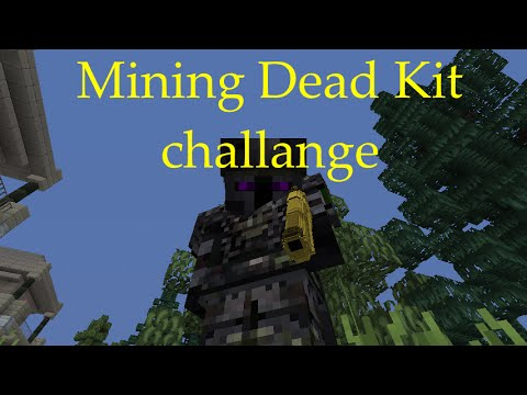 Minecraft, The Mining Dead Ep 10 Kit Challenge & Name change?