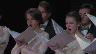 Youth Choir Kamer (Latvia) : Sky with Nameless Colors _John Luther Adams