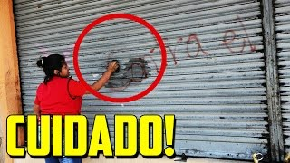 ►El Origen y Significado De... Los Graffitis | Símbolos Para Robar ?