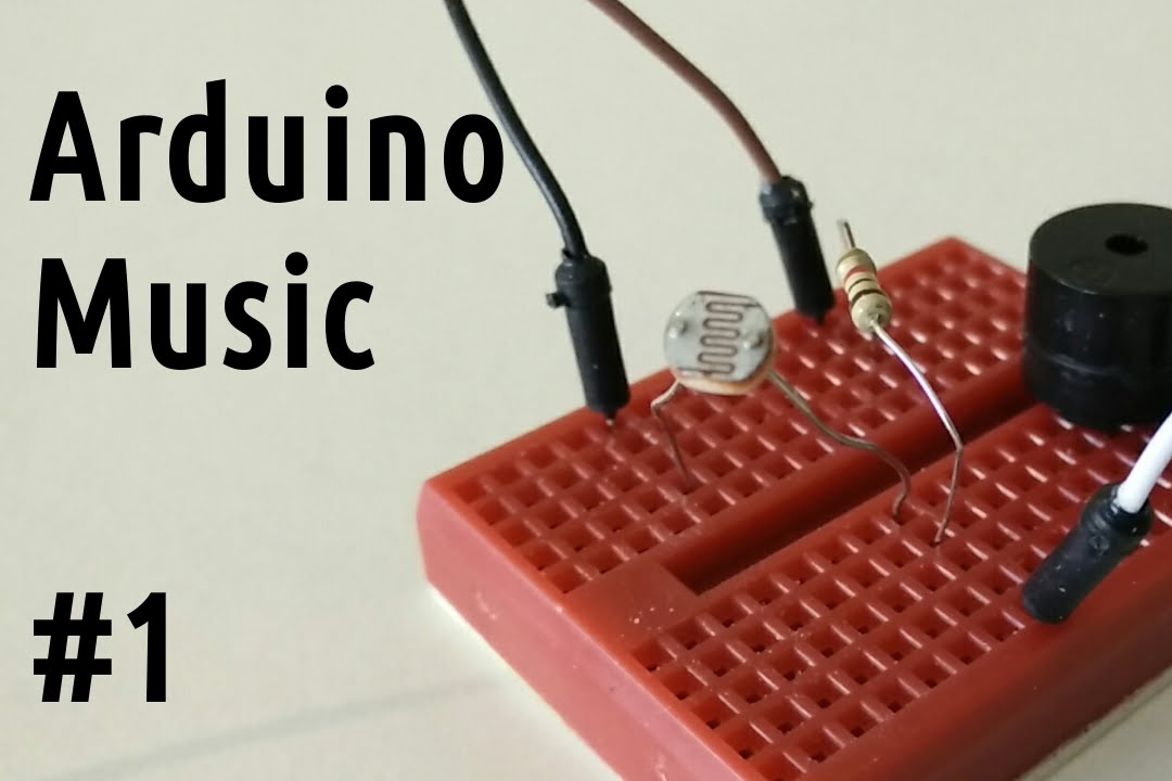 Arduino music ldr and buzzer youtube