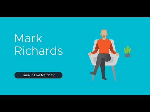 Tanzu TV - Between Chair and Keyboard - The one with Mark Richards