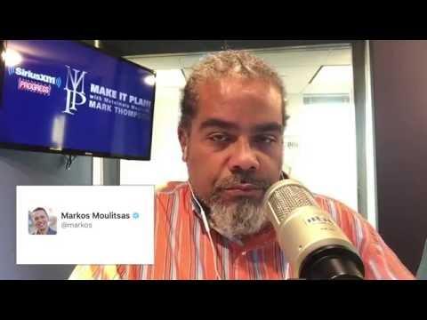 "Markos Moulitsas: ""Donald Trump is trying to show suburban white women that he"