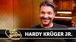 """Hardy Krüger Jr.: """"Ich lag in der Intensivstation und war schon auf der anderen Seite!"""""""