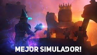 😱The Best Roblox Simulator!😱 Wizard Simulator