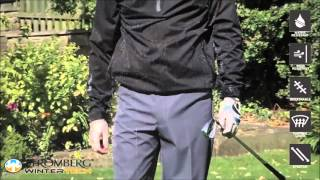 Stromberg Wintra Golf Trousers Water Resistant Pant