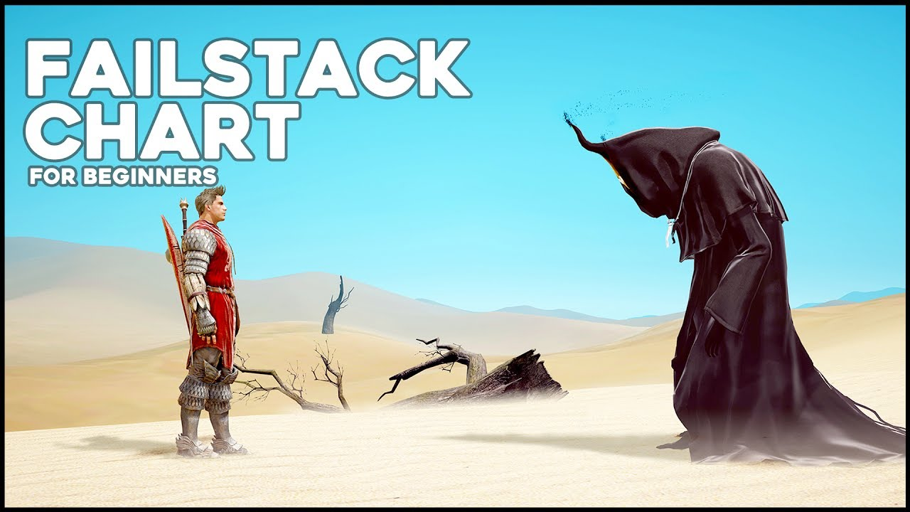 Black Desert Online Updated Enhancing Failstack Chart For Beginners 2017