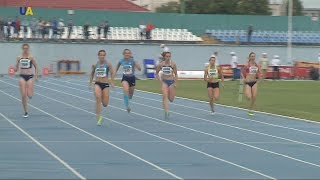 Чемпионат Украины по легкой атлетике