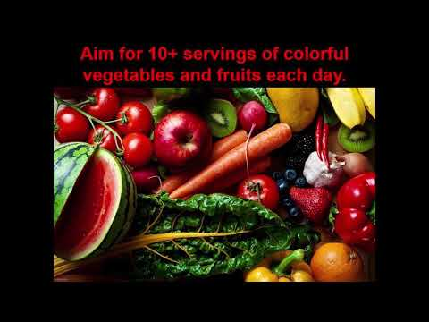 Make Whole Plant Foods The Foundation Of Your Diet