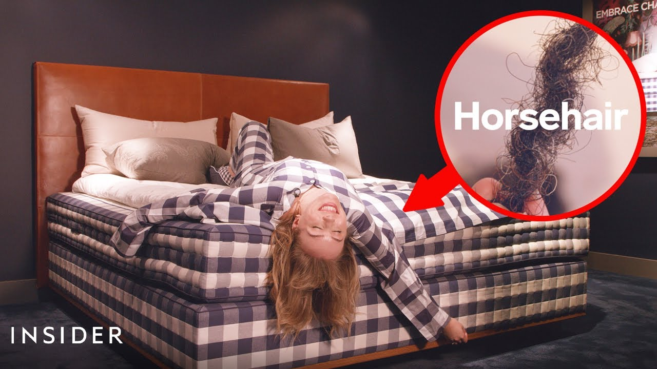 What A $200,000 Bed Really Feels Like