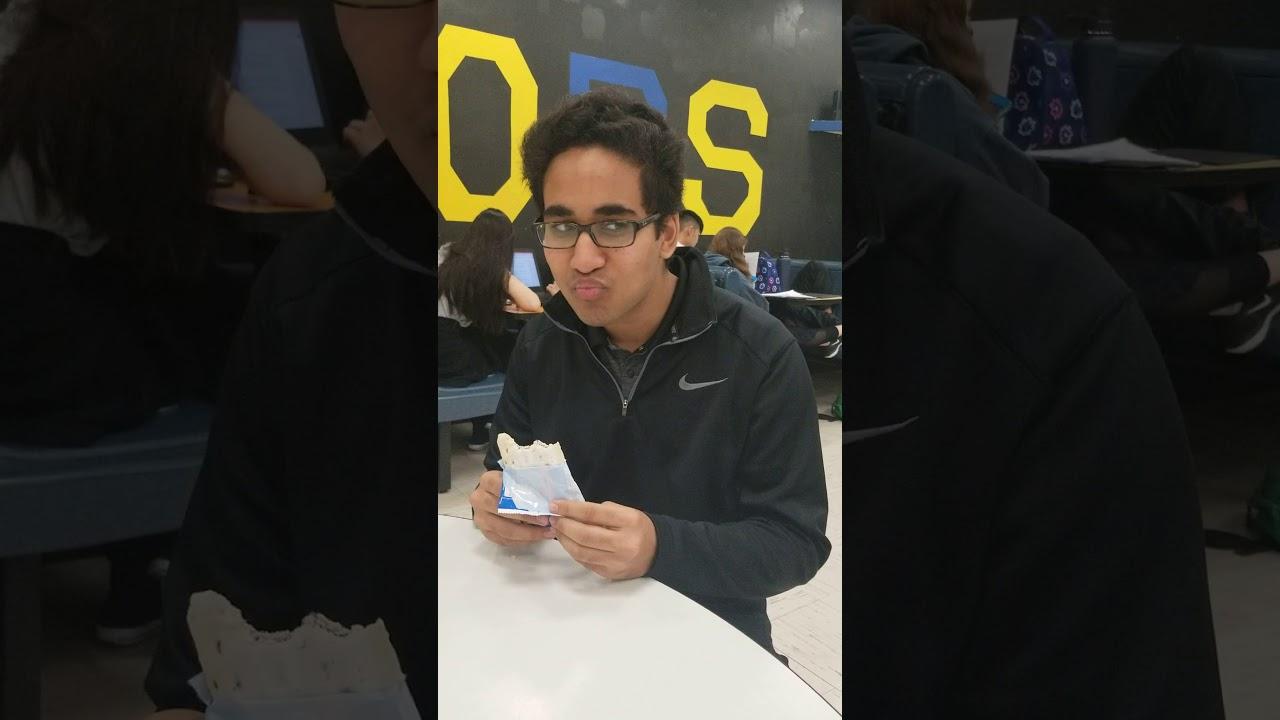 What a bachelor eats 5