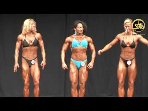 50. Deutsche Meisterschaft, Frauen II, ü. 55 kg, Finale
