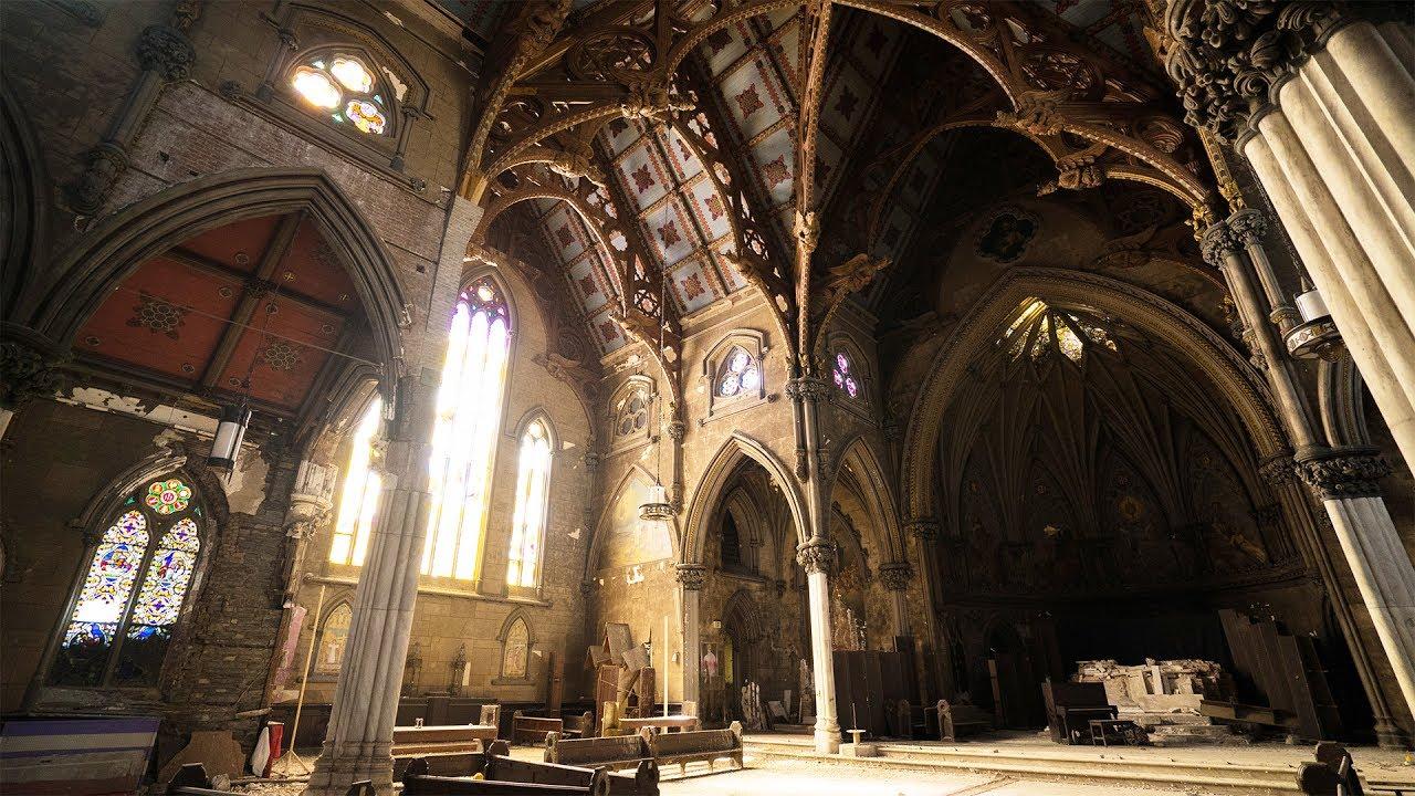 abandon cathedral New York