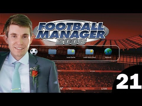 Football Manager 2008 | Episode 21 - Epic FA Cup Final!