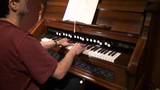 Abide With Me - Hymn - Berlin Reed Organ
