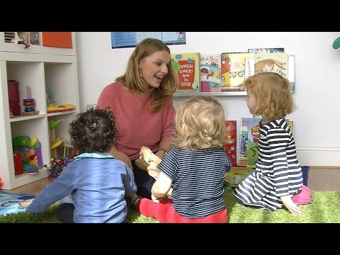 Childminders – come and see us at home