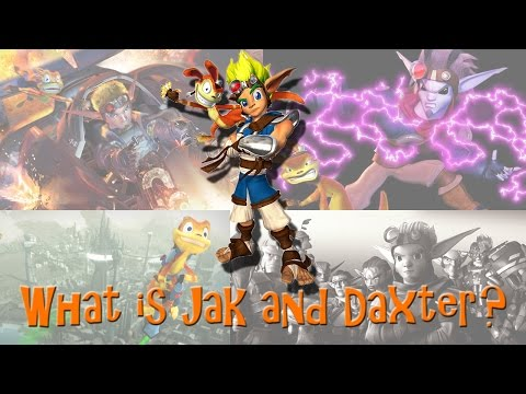 What is Jak and Daxter? The entire story of the Jak and Daxter series