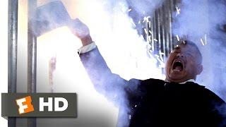 Goldfinger (8/9) Movie CLIP - Bond Fights Oddjob (1964) HD