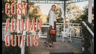 OUTFIT DIAIRES // What I Wore For A Cosy Week At Home // Fashion Mumblr
