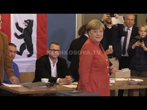 Angela Merkel fiton mandatin e katërt - 24.09.2017 - Klan Kosova