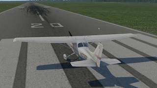 Let's Fly: X-Plane 11...with FSEconomy! -- Cessna 172 CYEM to CYXZ -- 1/2