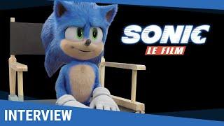 Sonic Le Film - Interview Sonic [Actuellement au cinéma]