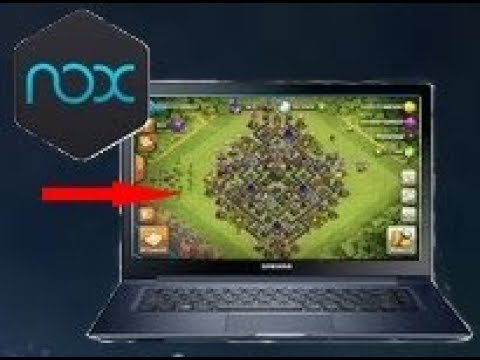 tuto jouer des jeux android sur pc avec nox youtube. Black Bedroom Furniture Sets. Home Design Ideas
