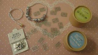 "NEW! Aliexpress: небольшие милые покупки / браслет BAMOER ""Pandora style"" :)"