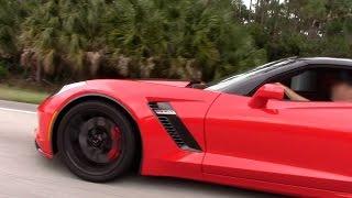 Chevrolet Corvette Z06 2012 Videos