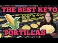 KETO CORN TORTILLAS. THE BEST RECIPE ON YOUTUBE, MEXICAN KETO RECIPES