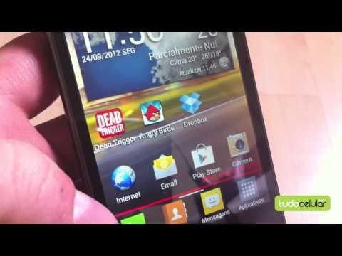 Prova em vídeo: LG Optimus L7 | Tudocelular.com