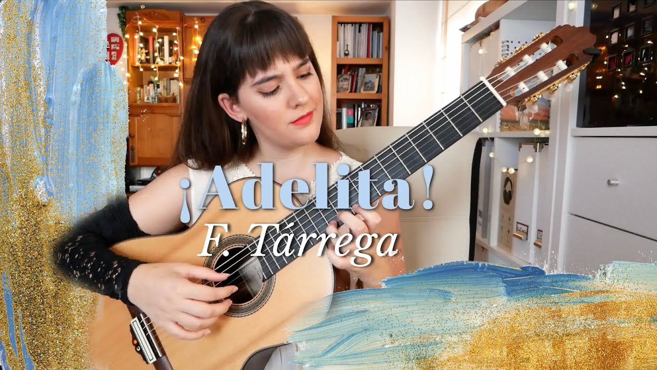 Francisco Tárrega: Adelita