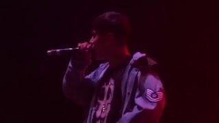"SIMON DOMINIC ""SIMON SAYS (GET THE FUCK UP)"" @ AOMG Tour L.A. 2016 PT 1/44"