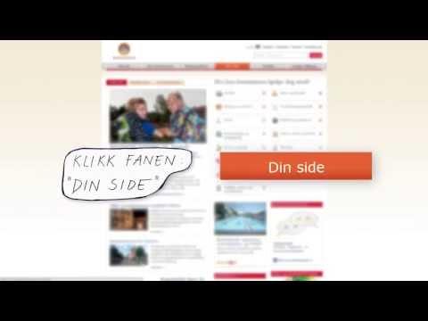 Din side hos Bergen kommune