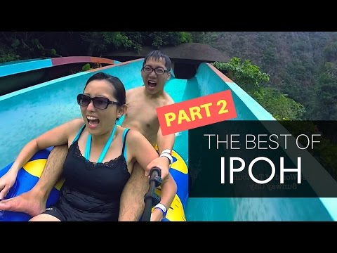 Ipoh Best Places to Visit (Part 2) Ipoh Lost World │ Travel
