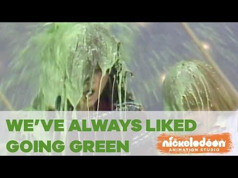 Going Green | Inside Nick | Nickelodeon Animation