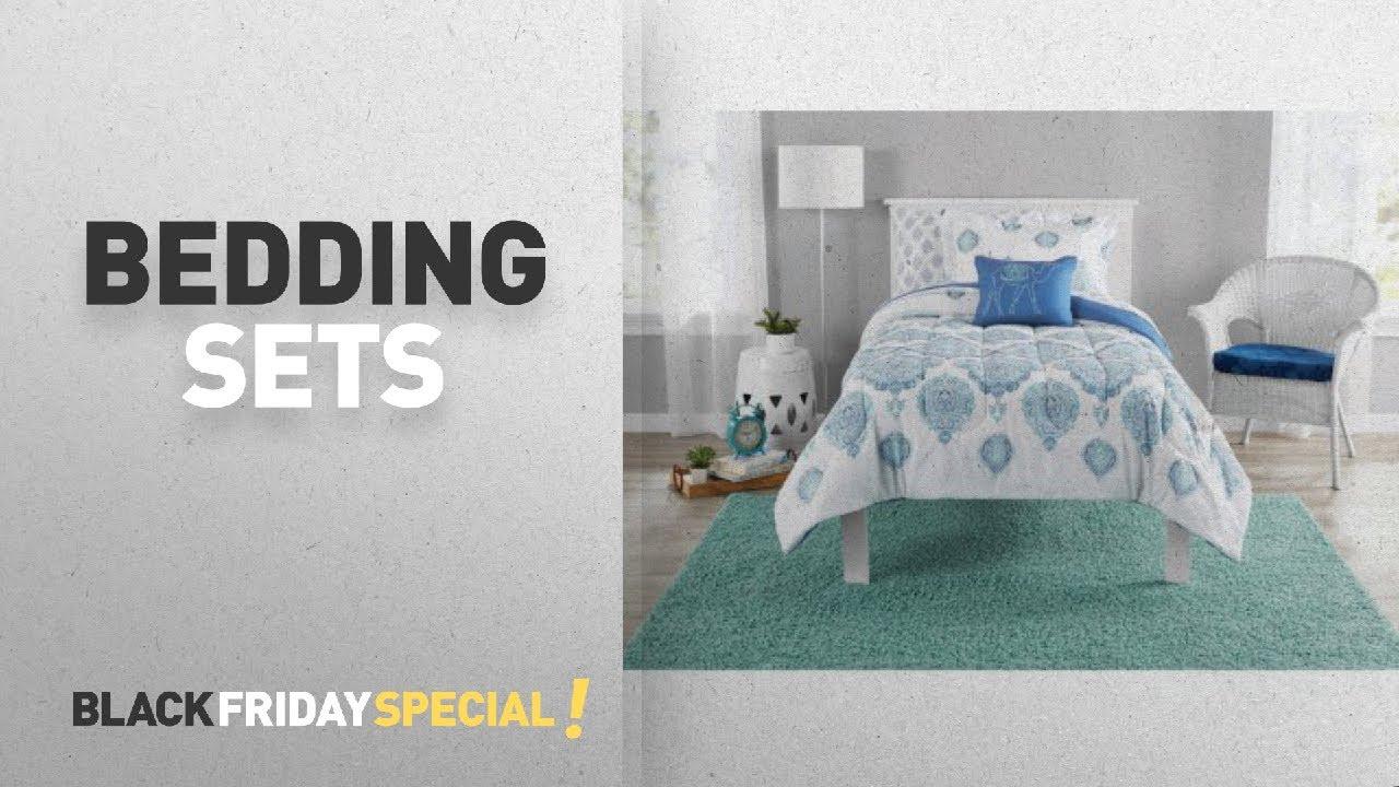 Bedroom Bedding Sets Deals // Black Friday On Walmart - YouTube