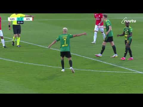 Ilves HIFK Helsinki Goals And Highlights