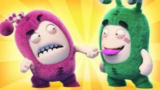 Oddbods - HARD CANDY | NEW Full Episodes | Funny Cartoons For Children | Vidavoo