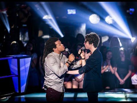 Ayrton Montarroyos e Léo Chaves cantam 'Certas Coisas' no The Voice Brasil - Batalhas | 4ª Temporada