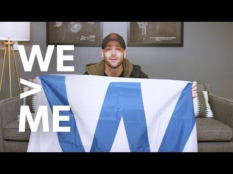 US: We Is Greater Than Me - Brad Jones