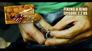 FIXING A RING IN ISTANBUL ☞ EPISODE 2.2 - TURKISH DELIGHT EXTD - JUST HUMANS ☜