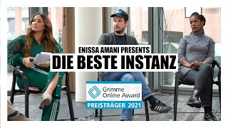 DIE BESTE INSTANZ presented by ENISSA AMANI