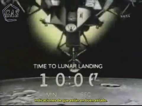 45 años del vuelo del Apolo 11: El Alunizaje