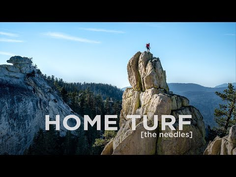 Home Turf: The Needles - Rock Climb With Alex Honnold in 360-Degrees