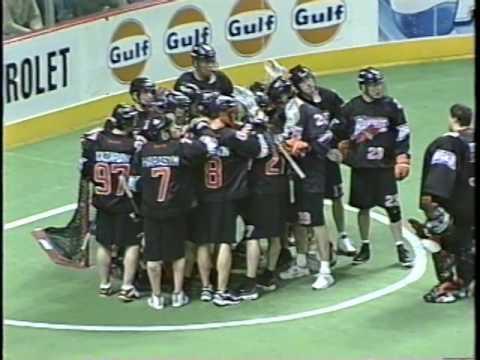 NLL 2005 Philadelphia Wings @ Buffalo Bandits