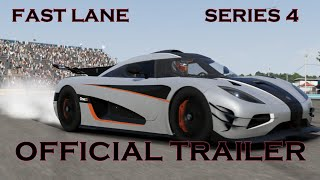 Fast Lane SERIES 4 | OFFICIAL TRAILER | 2016 | HD