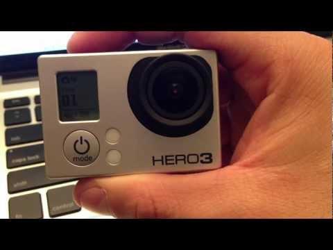 GoPro Hero3: Camera Software Update