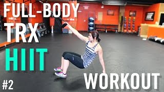 crazy 30 minute trx full body workout 2